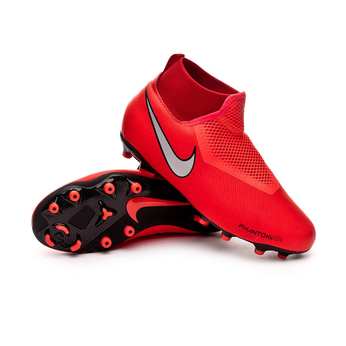 784eaa6b8 Football Boots Nike Phantom Vision Academy DF FG MG Niño Bright ...