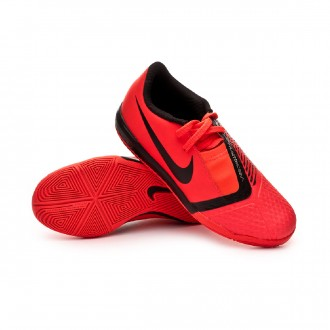 Futsal Boot  Nike Phantom Venom Academy IC Niño Bright crimson-Black