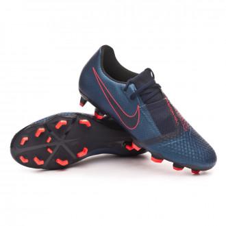 Scarpe   Nike Phantom Venom Academy FG Obsidian-White-Black-Racer blue
