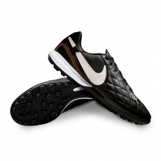 Sapatilhas  Nike Lunar LegendX VII Pro 10R Turf Black-Light orewood-Metallic gold