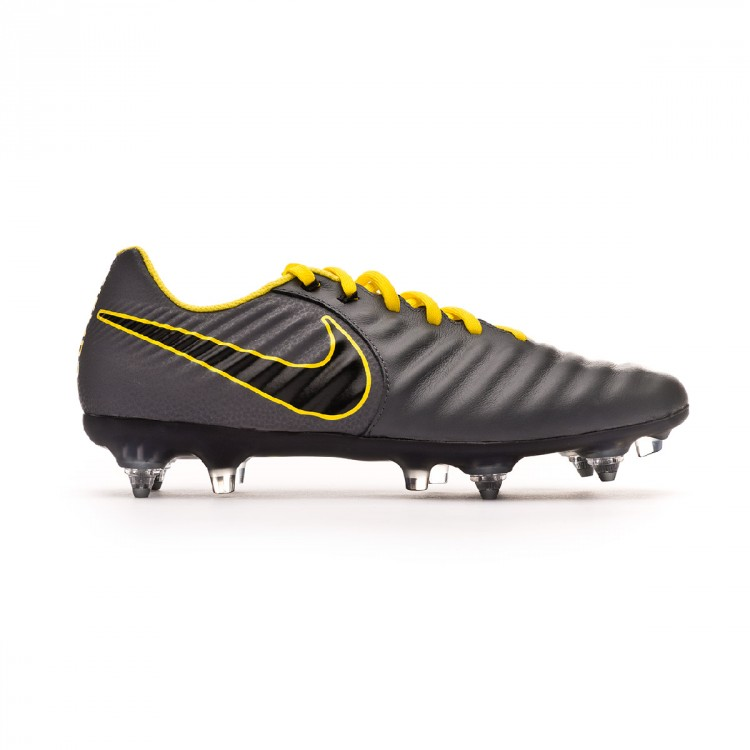 detailed look 18713 35285 Bota Tiempo Legend VII Academy SG-Pro ACC Dark grey-Black-Optical yellow