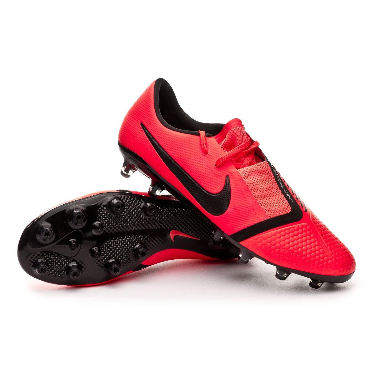 Honesto gusano suficiente  Football Boots Nike Phantom Venom Pro AG-Pro Bright crimson-Black -  Football store Fútbol Emotion