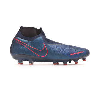 Bota  Nike Phantom Vision Elite DF AG-Pro Obsidian-Black-Blue void