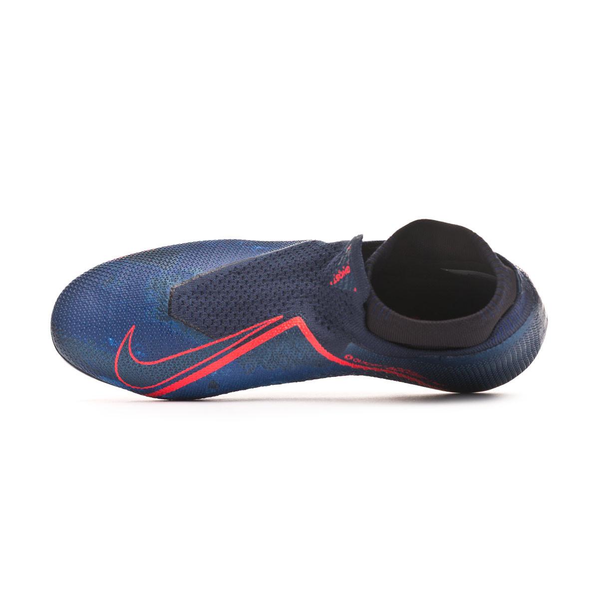 9c734a1b7 Football Boots Nike Phantom Vision Elite DF AG-Pro Obsidian-Black-Blue void  - Football store Fútbol Emotion