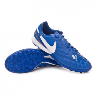 a6be11bf6015c Tenis Nike Lunar LegendX VII Pro 10R Turf Game royal-White