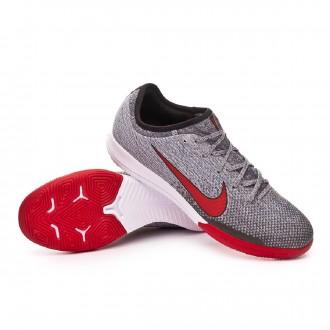 new products 7f9cb e7ffb Zapatilla Nike Mercurial VaporX XII Pro Neymar Jr IC White-Challenge red- Black