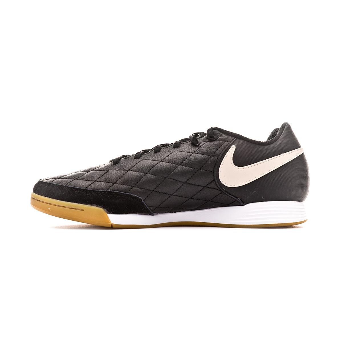 Espectador James Dyson Ajuste  Futsal Boot Nike Tiempo LegendX VII Academy 10R IC Black-Light  orewood-Metallic gold - Football store Fútbol Emotion