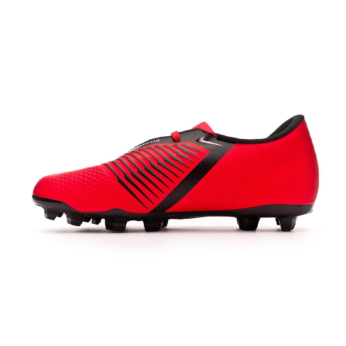 bosque Duquesa estrés  Football Boots Nike Phantom Venom Club FG Bright crimson-Black - Football  store Fútbol Emotion