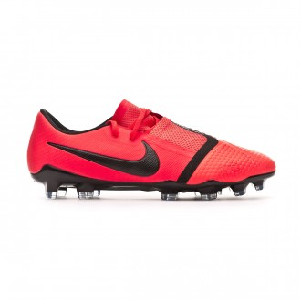 Football Boots  Nike Phantom Venom Pro FG Bright crimson-Black
