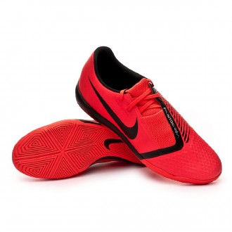Futsal Boot  Nike Phantom Venom Academy IC Bright crimson-Black