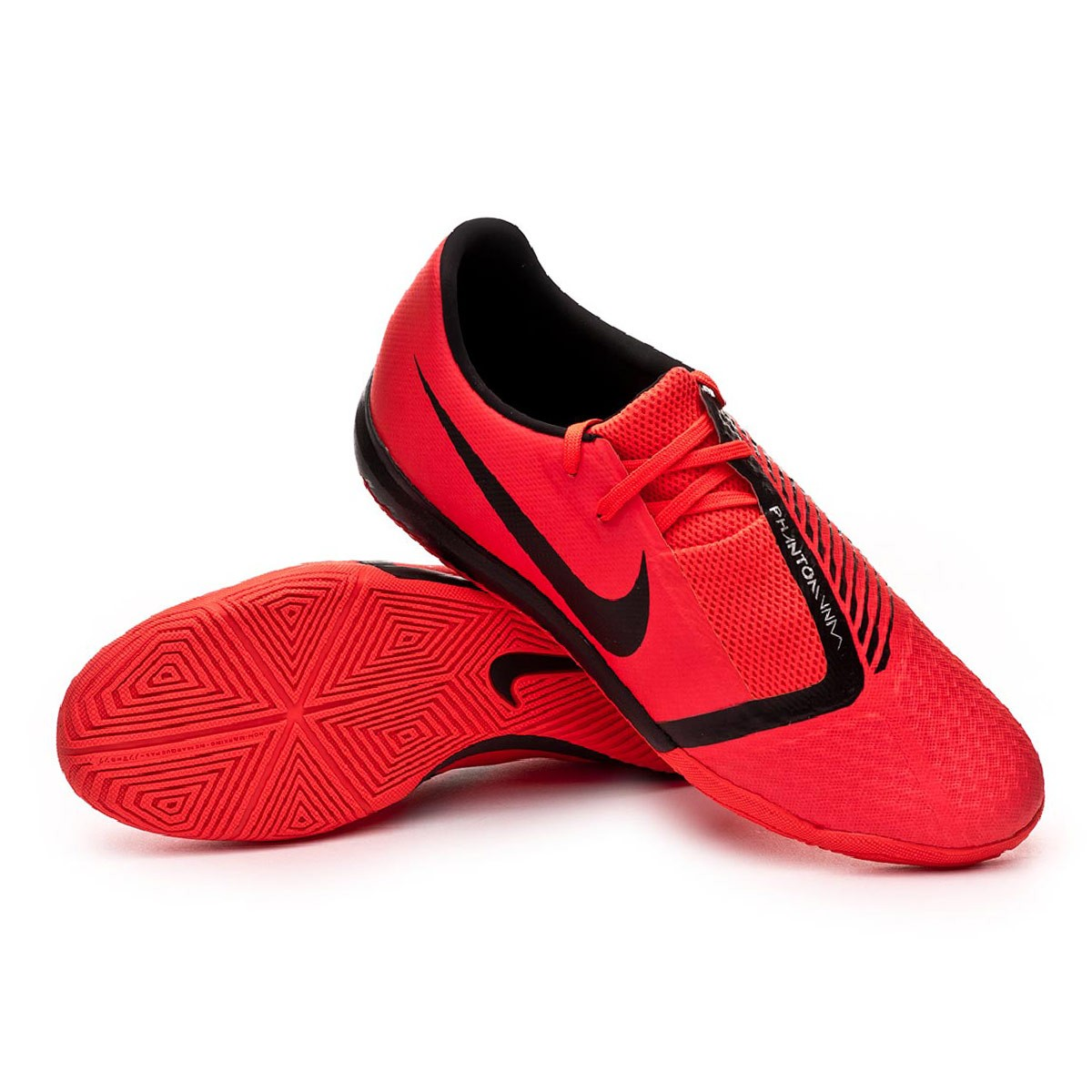 86237715c809a Futsal Boot Nike Phantom Venom Academy IC Bright crimson-Black - Football  store Fútbol Emotion