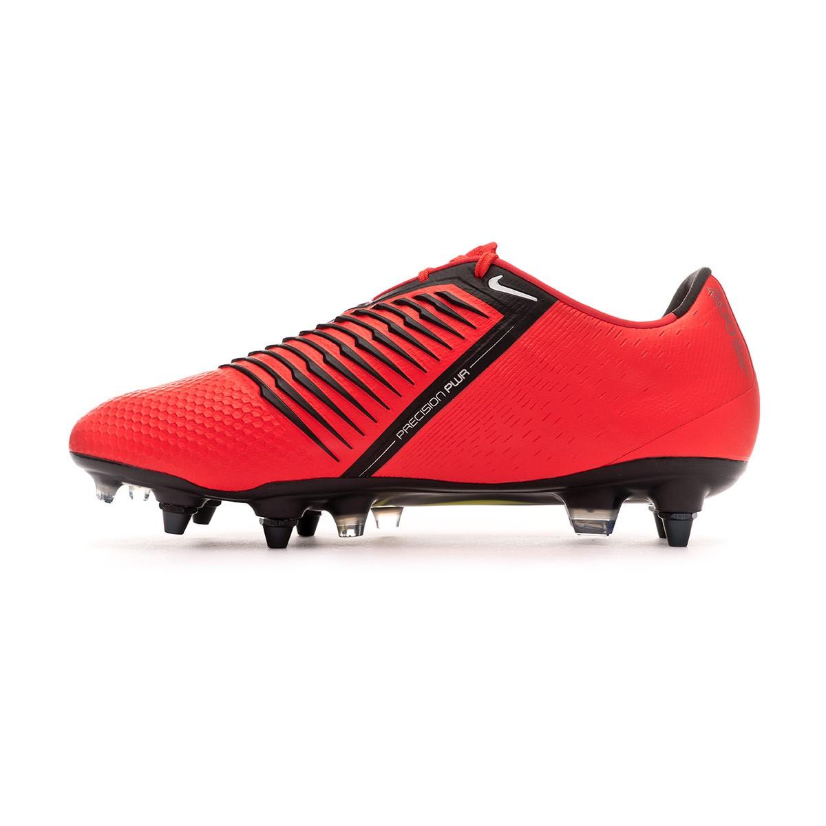9fb78bbc243b Football Boots Nike Phantom Venom Elite SG-Pro ACC Bright crimson-Black -  Football store Fútbol Emotion