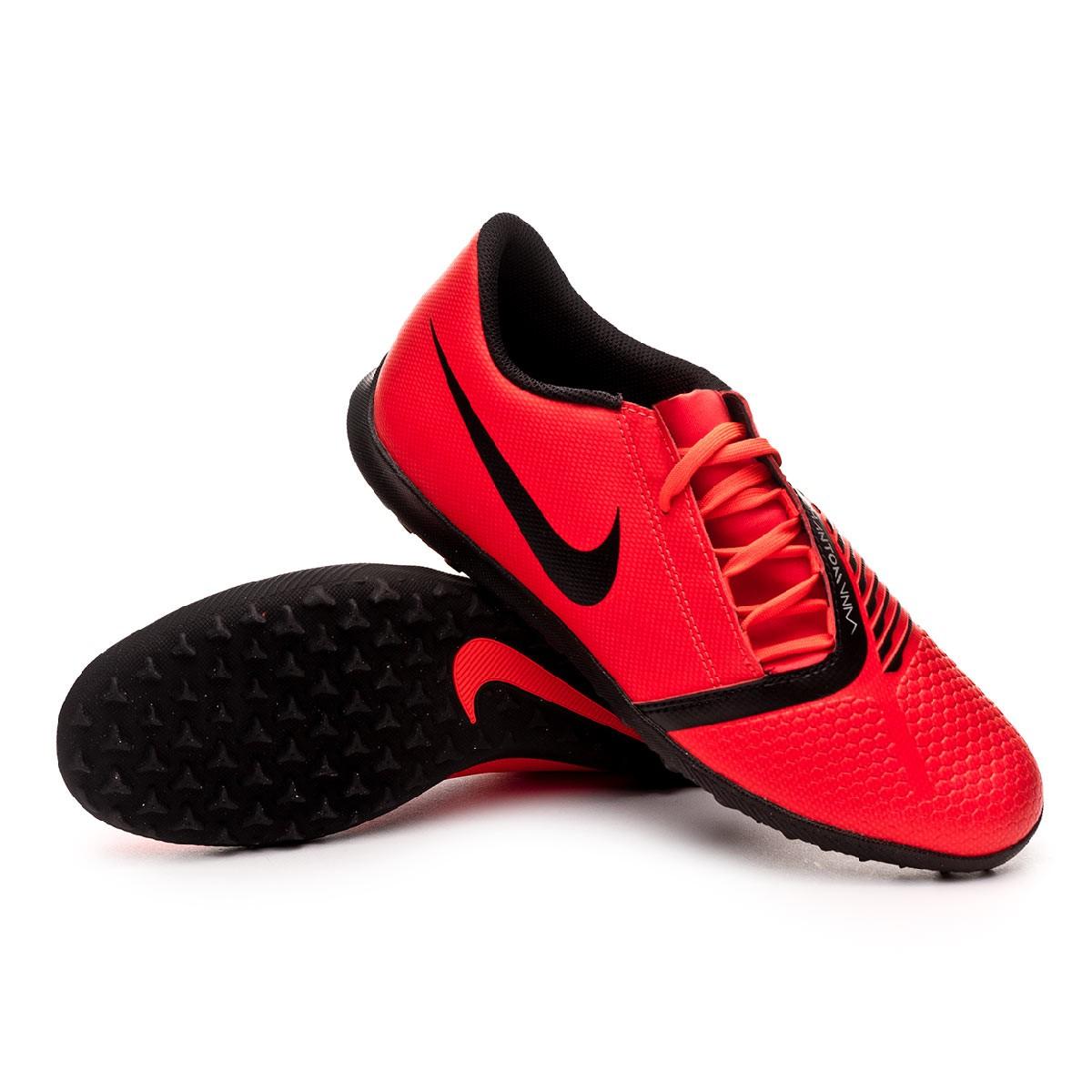 f5799945f8 Football Boot Nike Phantom Venom Club Turf Bright crimson-Black ...