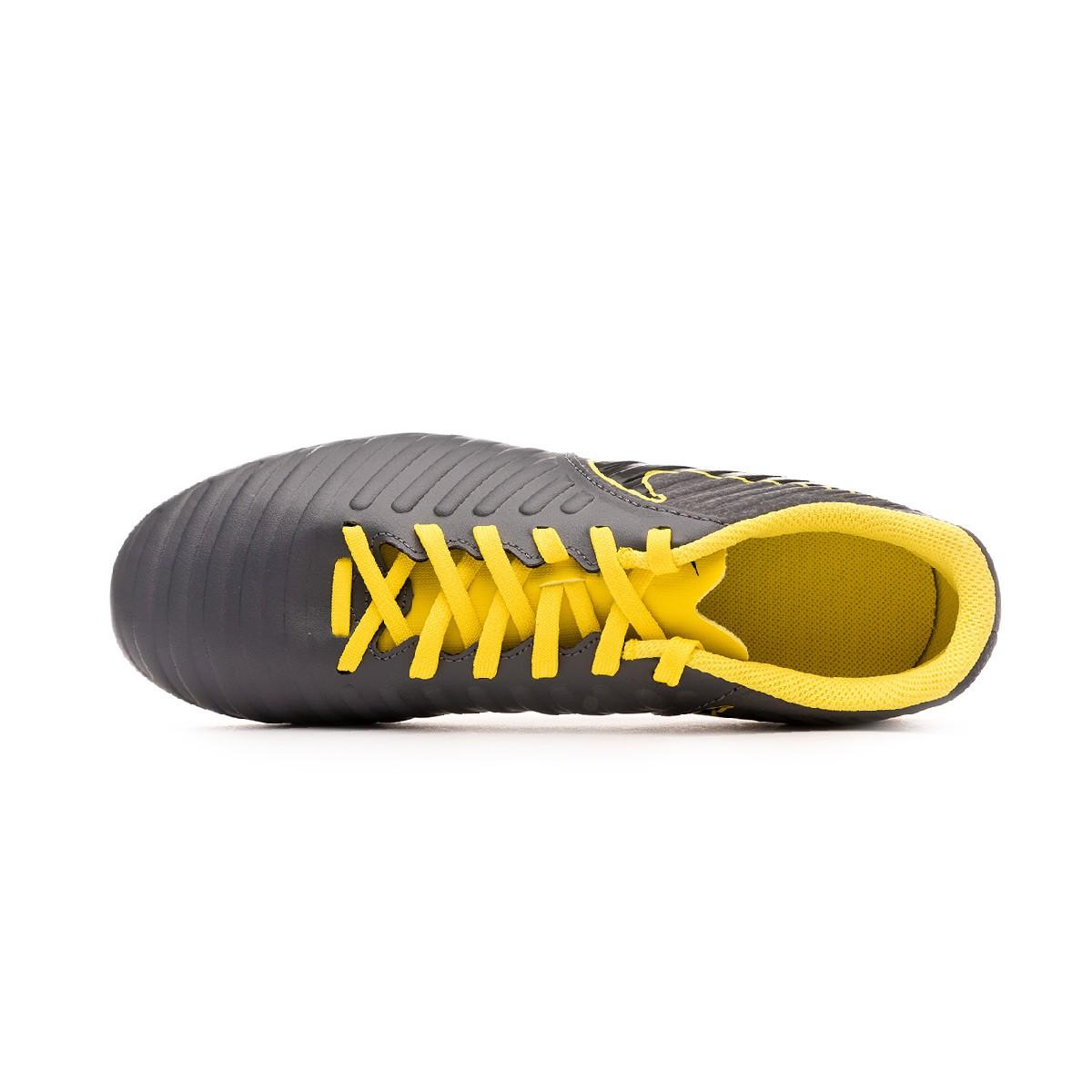 cedfce78cc3 Football Boots Nike Tiempo Legend VII Club MG Dark grey-Black-Optical yellow  - Tienda de fútbol Fútbol Emotion