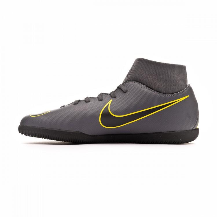 28b85c259206 Futsal Boot Nike Mercurial SuperflyX VI Club IC Dark grey-Black ...