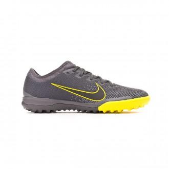 Zapatilla  Nike Mercurial VaporX XII Pro Turf Anthracite-Optical yellow-Dark grey-Black