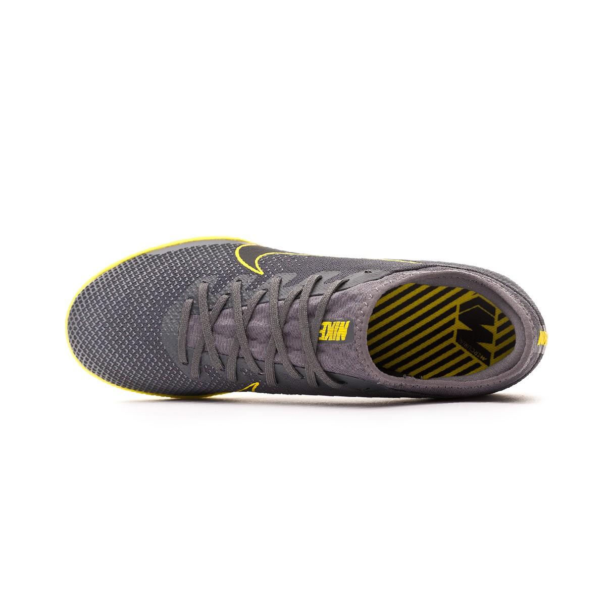 músico En general Aniquilar  Football Boot Nike Mercurial VaporX XII Pro Turf Anthracite-Optical  yellow-Dark grey-Black - Football store Fútbol Emotion