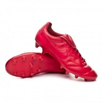 Chuteira  Nike Tiempo Premier II FG Gym red