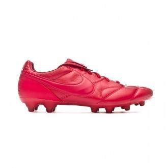 Football Boots Nike Tiempo Premier II FG Gym red