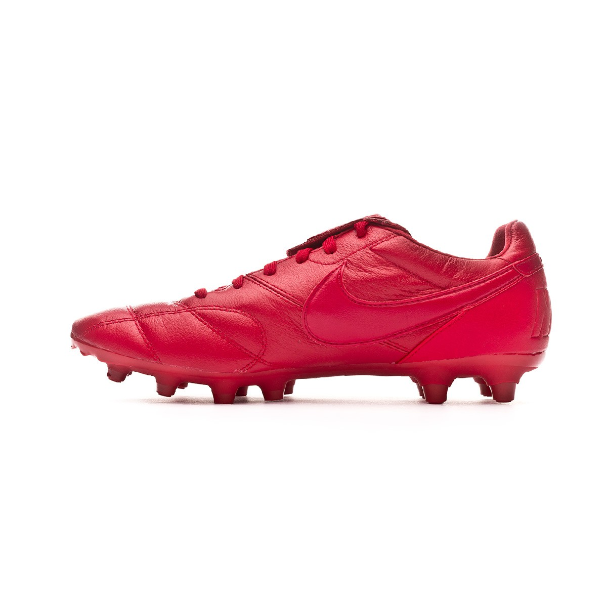 d2301716d Football Boots Nike Tiempo Premier II FG Gym red - Football store Fútbol  Emotion