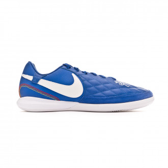 Futsal Boot  Nike Lunar LegendX VII Pro 10R IC Game royal-White