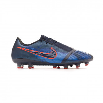 Football Boots  Nike Phantom Venom Elite AG-Pro Obsidian-White-Black-Racer blue