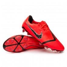 Football Boots Phantom Venom Elite FG Bright crimson-Black