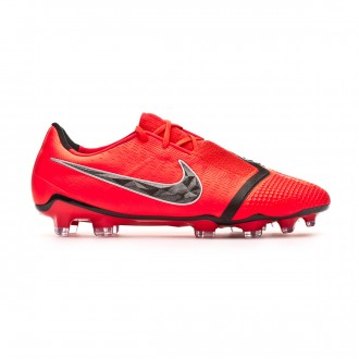 Chuteira Nike Phantom Venom Elite FG Bright crimson-Black