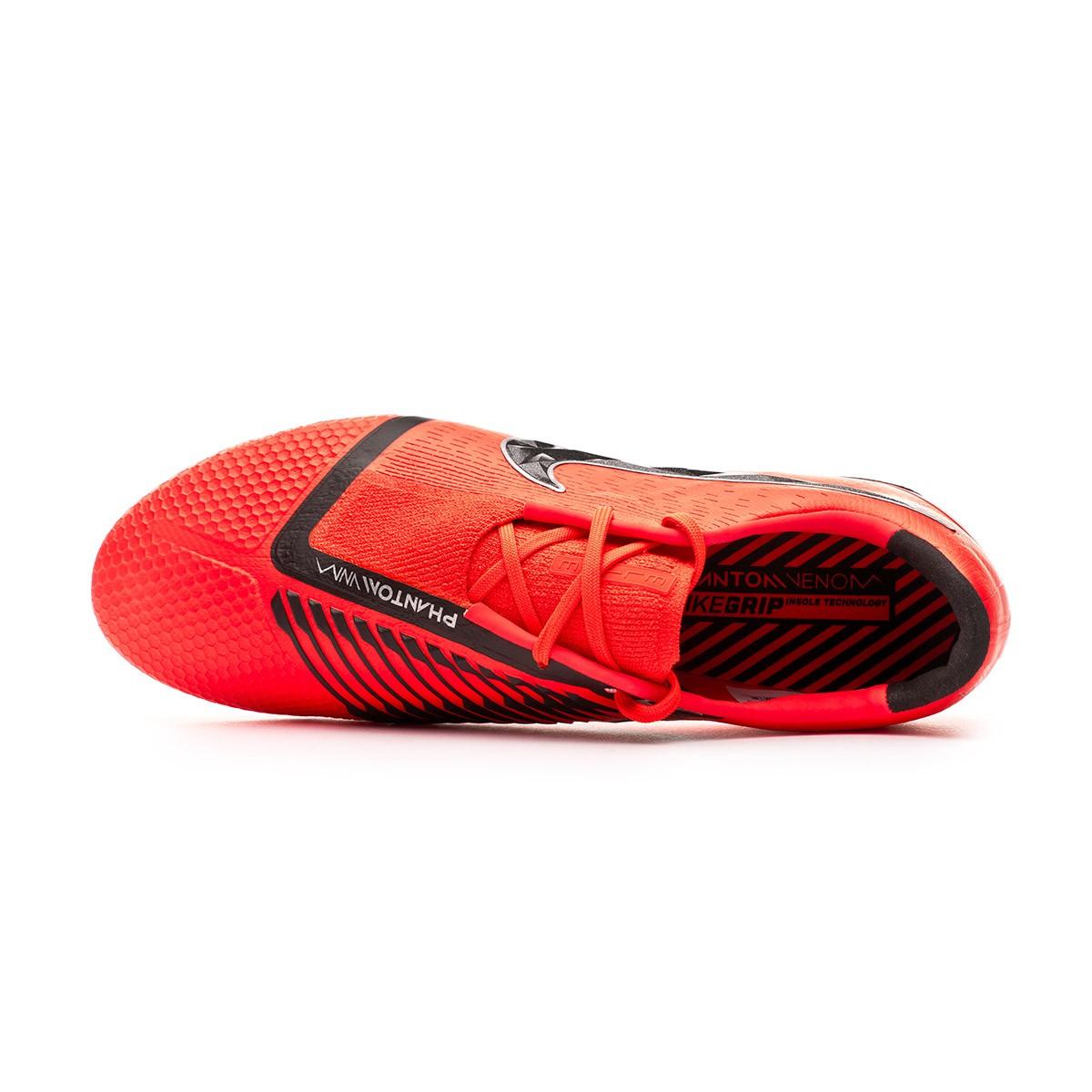 Scarpe Nike Phantom Venom Elite FG Bright crimson Black