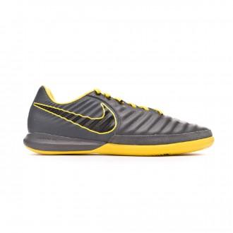 Zapatilla  Nike Tiempo LegendX VII Pro IC Dark grey-Black-Optical yellow