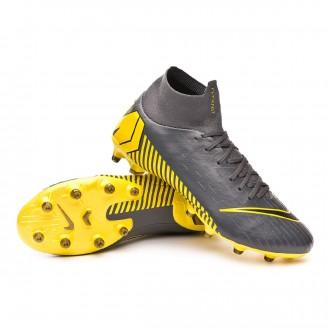 Bota  Nike Mercurial Superfly VI Pro AG-Pro Dark grey-Black