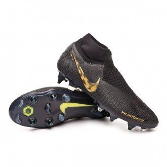 Bota  Nike Phantom Vision Elite DF SG-Pro ACC Black-Metallic vivid gold