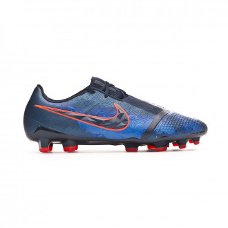 Football Boots  Nike Phantom Venom Elite FG Obsidian-White-Black-Racer blue