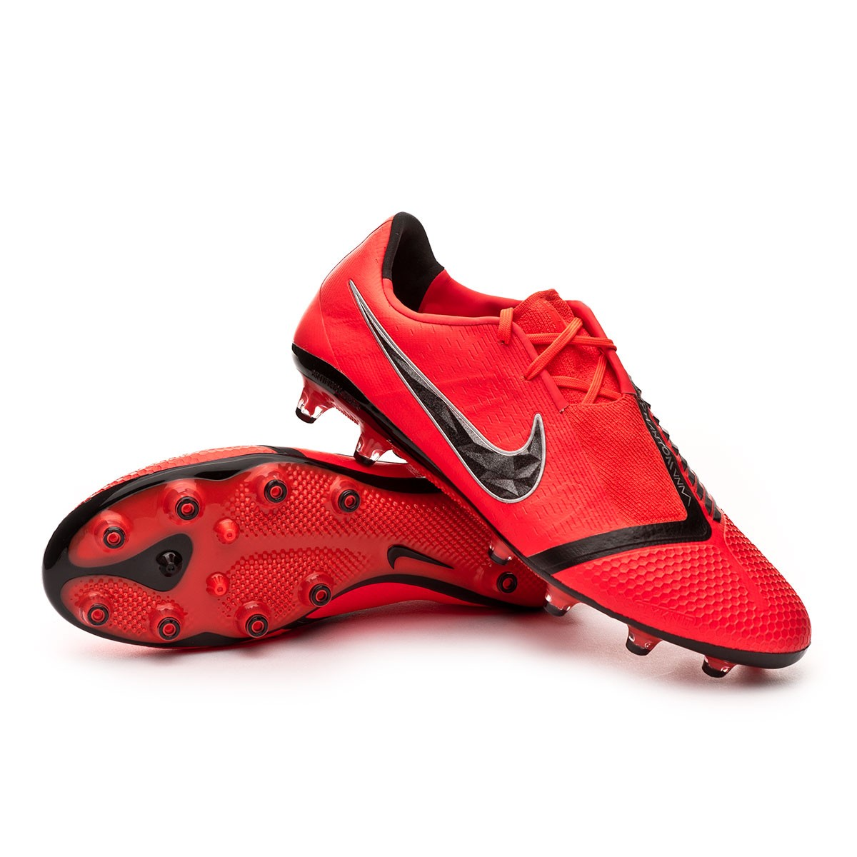 more photos 2316d 4ee18 Chaussure de foot Nike Phantom Venom Elite AG-Pro Bright crimson-Black -  Boutique de football Fútbol Emotion