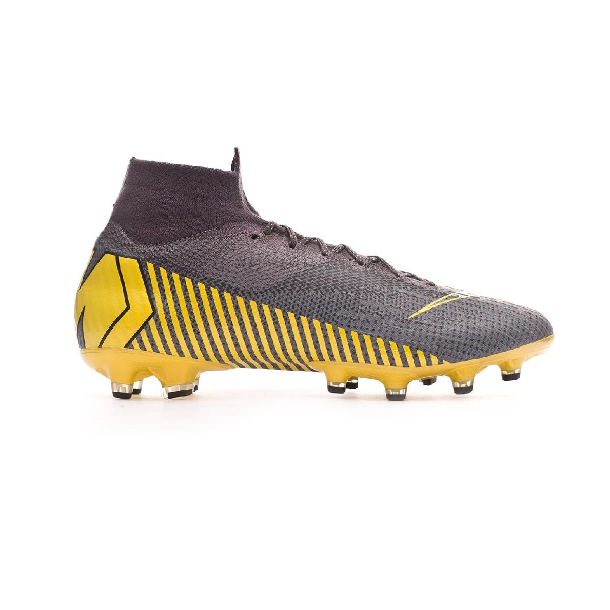 Vi Thunder De Nike Pro Mercurial Elite Bota Grey Ag Fútbol Superfly mNPyv8wOn0