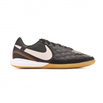 Futsal Boot  Nike Lunar LegendX VII Pro 10R IC Black-Light orewood-Metallic gold