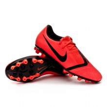 Bota Phantom Venom Academy AG-R Bright crimson-Black