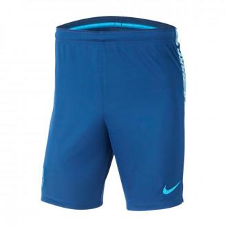 Pantalón corto  Nike Dry FC Barcelona Squad 2018-2019 Coastal blue-Vivid sky-Equator blue