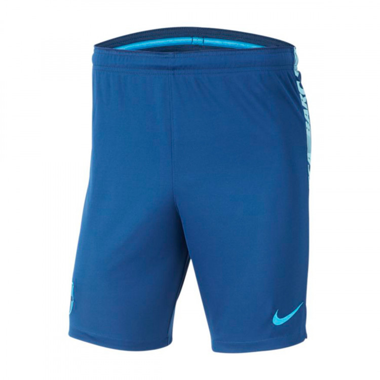Shorts Nike Dry FC Barcelona Squad 2018-2019 Coastal blue-Vivid sky ... 8629df6dc