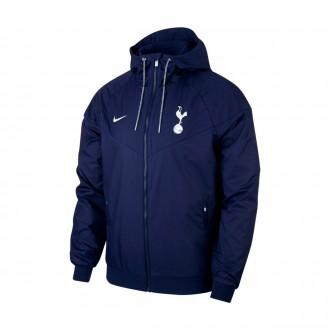 Veste  Nike Tottenham Hotspur FC Windrunner 2018-2019 Binary blue-White