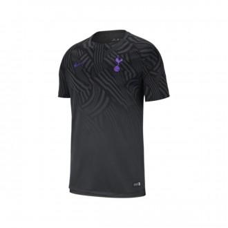 Maglia  Nike Tottenham Hotspur FC Dry Squad GX 2 2018-2019 Anthracite-Black-Hyper grape