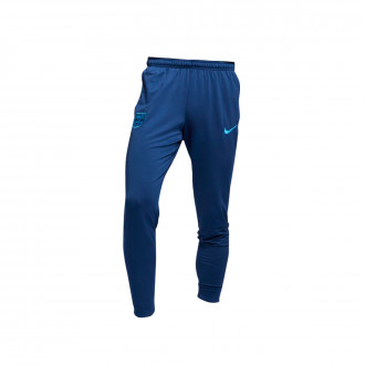 Long pants   Nike Dry FC Barcelona Squad 2018-2019 Coastal blue-Vivid sky-Equator blue
