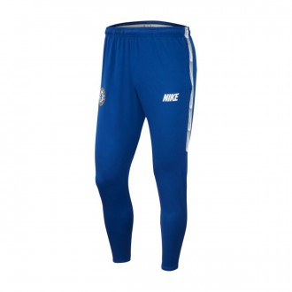 Tracksuit bottoms  Nike Dry Chelsea FC Squad 2018-2019 Rush blue-White