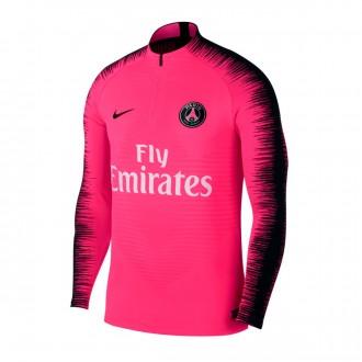 Sweatshirt  Nike VaporKnit Strike Paris Saint-Germain 2018-2019 Hyper pink-Black