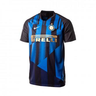 Camiseta  Nike Inter Milan Stadium 20th Aniversario 2018-2019 Black-Royal blue-White