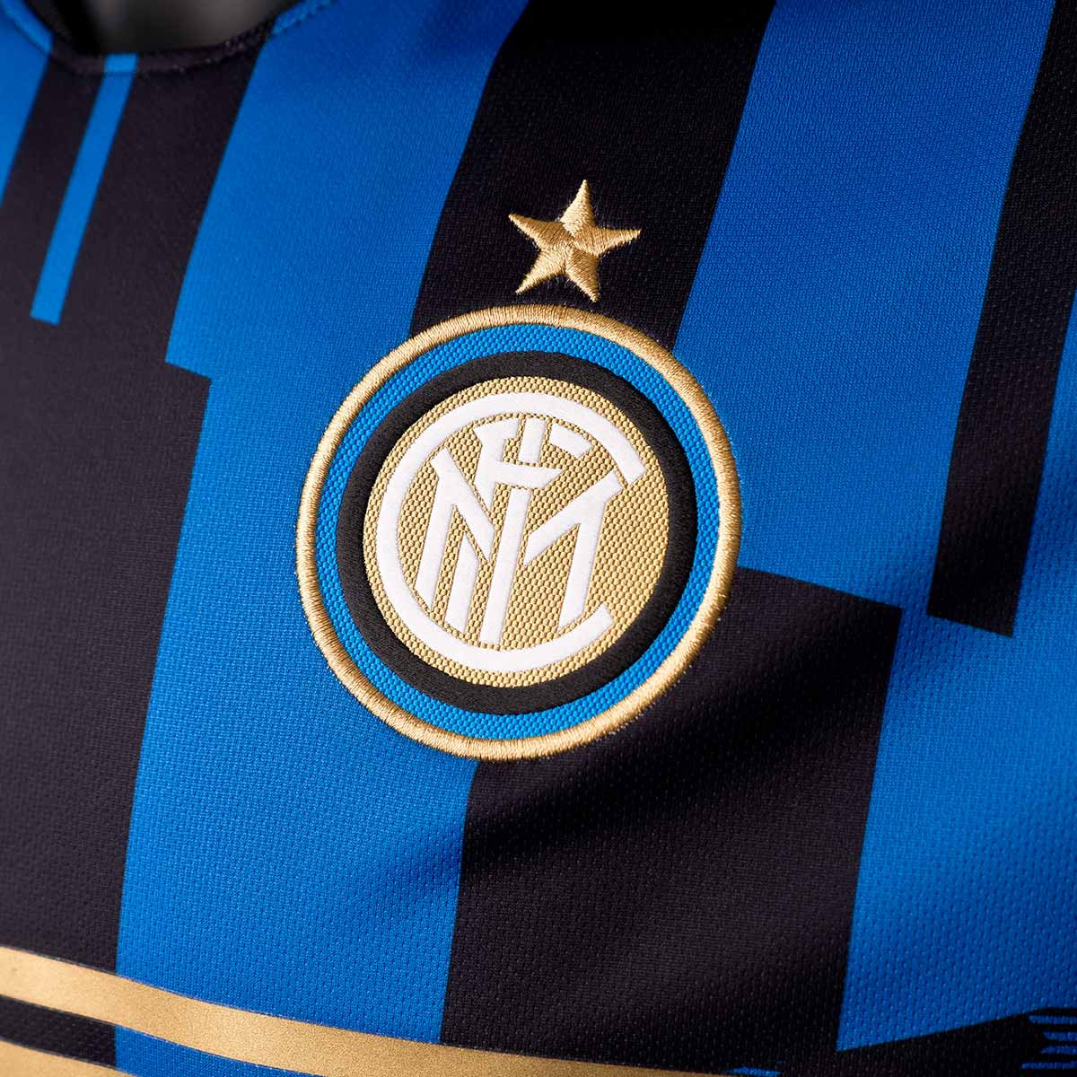 5f17ce665 Jersey Nike Inter Milan Stadium 20th Anniversary 2018-2019 Black-Royal blue- White - Tienda de fútbol Fútbol Emotion