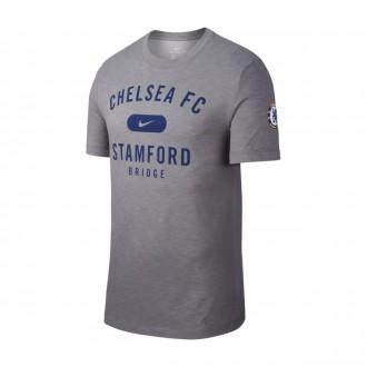 Camisola  Nike Chelsea FC Dry SLUB PRSSN 2018-2019 Dark steel grey