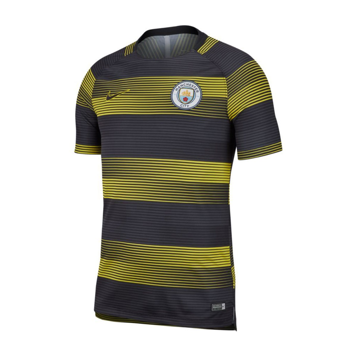 a9b3be4f9 Jersey Nike Manchester City FC Dry Squad TOP SS GX 2 2018-2019 ...