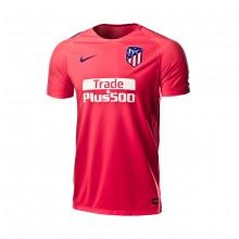 Camiseta Atlético de Madrid Squad 2018-2019 Bright crimson-Deep royal blue