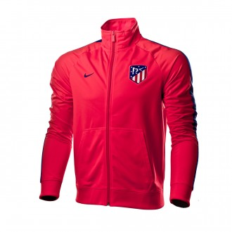 Chaqueta  Nike NSW Atlético de Madrid 2018-2019 Bright crimson-Deep royal blue